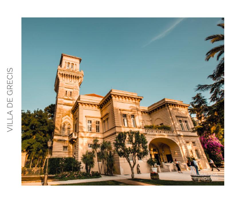 Villa De Grecis - Sala Ricevimenti Bari